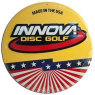 INNOVA TACKER SIGN - USA FLAG GRAPHIC