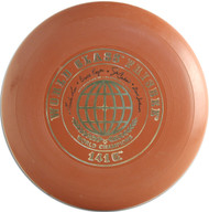 WHAM-O WORLD CLASS G SERIES FRISBEE 141G 4-SIGNATURE DISC