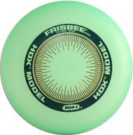 WHAM-O HDX 165G FREESTYLE FRISBEE GREEN 80E