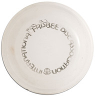 WHAM-O FRISBEE FASTBACK FB6 FLYING DISC INTERNATIONAL FRISBEE ASSOCIATION