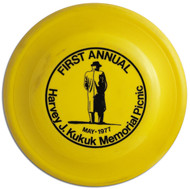 WHAM-O FRISBEE FASTBACK FB15 FLYING DISC KUKUK '77
