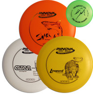 Innova Disc Golf Beginner Set with Mini disc