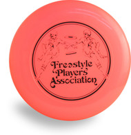 DISCRAFT SKY STYLER FREESTYLE PLAYERS ASSOCIATION FRISBEE PINK