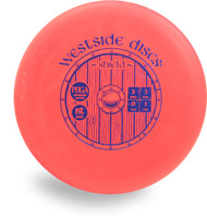 WESTSIDE SHIELD SOFT DISC GOLF PUTTER