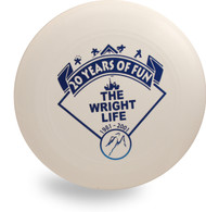 DISCRAFT ULTRA STAR 20 YEARS OF FUN WRIGHT LIFE 175 GRAM ULTIMATE FRISBEE