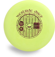 WESTSIDE SHIELD BT MEDIUM DISC GOLF PUTTER