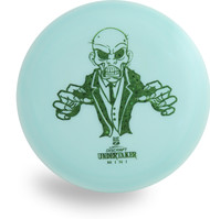 DISCRAFT BIG Z UNDERTAKER MINI DISC GOLF MID-RANGE