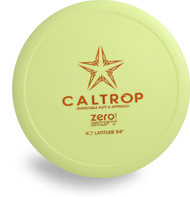 LATITUDE 64 ZERO SOFT CALTROP DISC GOLF PUTTER