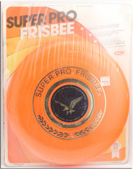 WHAM-O SUPER PRO FRISBEE - MINT AND PACKAGED
