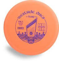 WESTSIDE ORIGIO HARP DISC GOLF PUTTER