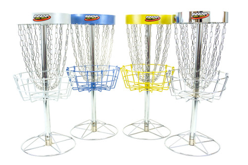 INNOVA DISCATCHER MINI DISC GOLF BASKETS
