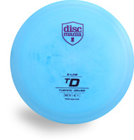 DISCMANIA S TD RUSH DISC GOLF DRIVER