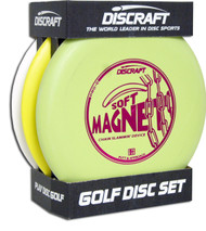 DISCRAFT BEGINNER BOX SET - DISC GOLF 3 PACK