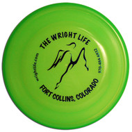 WHAM-O FASTBACK DOG DISC - WRIGHT LIFE DESIGN