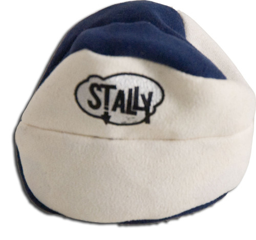 """hackin the sack Product description back in 1972 john """"stally"""" stalberger, along with mike marshall, started """"hackin' the sack"""", an activity that would eventually lead to the development of the first footbag, the two-panel """"hacky sack."""