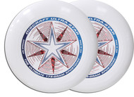 DISCRAFT ULTRA STAR - TWO PACK WHITE