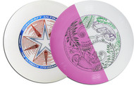 DISCRAFT ULTRA STAR ULTIMATE DISCS - TWO PACK (GLOW & UV)