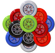 DISCRAFT ULTRA STAR - TWELVE PACK ASSORTED COLORS