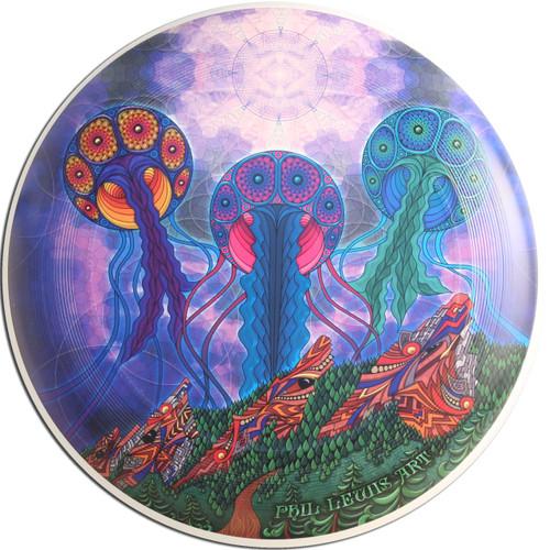 DISCRAFT SUPER COLOR ULTRA STAR - PHIL LEWIS DESIGNS - Jellyfish Nimbus