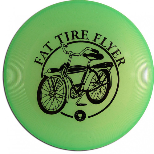 WHAM-O MINI FAT TIRE FRISBEE