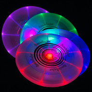 NITE IZE FLASHFLIGHT 185G LIGHT UP FLYING DISC