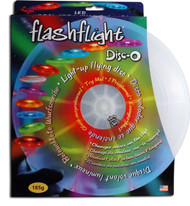 NITE IZE FLASHFLIGHT DISCO LIGHT UP FLYING DISC