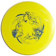 DISCRAFT SKY-STYLER - RASTA DESIGN, ORANGE