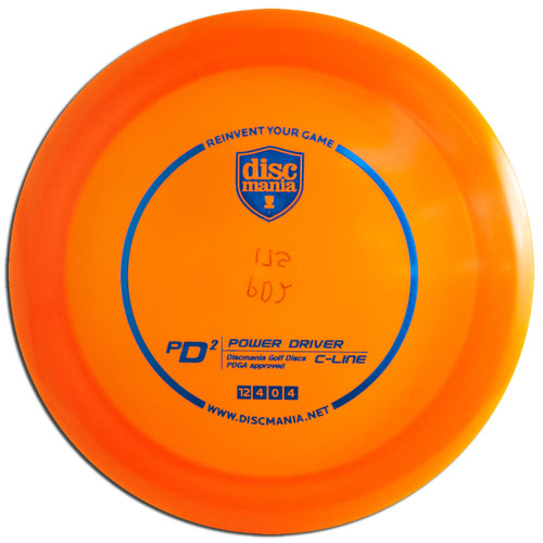 DISCMANIA C PD2 DISC GOLF DRIVER