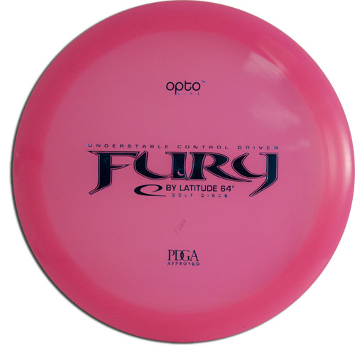 LATITIUDE 64 OPTO FURY DISC GOLF DRIVER
