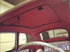 1953-1976 VW Beetle Sliding Ragtop Sunroof Kit Installed  Without Headliner Installed