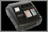 Cash Register Optimas OP-450 Thermal Black
