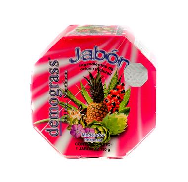 Jabon Demograss Exfoliante y Reafirmante