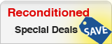 Reconditioned Special Deals
