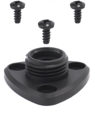 PED4 Mount with 3 Fast Turn Screws