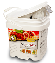 Be Ready Portable Food Pantry