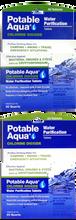 Potable Aqua 30 Chlorine Dioxide Water Purification Tablets