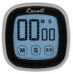 Touch Screen Digital Timer