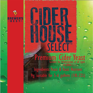 Cider House Select Yeast