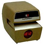 Rapidprint C724L-E Time Stamp