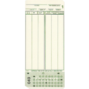 000-099 Time Cards