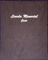 Dansco Album #7102- Lincoln Memorial Cents-1959- 2009