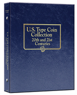 Whitman Album #3688 - U.S.Type Coin Collection -  20th and 21st Centuries