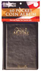 HE Harris Coin Wallet: 60 Pockets