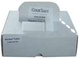 Coin Safe Square Tubes for Nickels