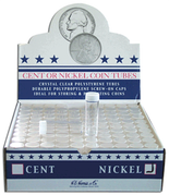 HE Harris Round Tubes for Nickels