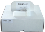 Coin Safe Square Tubes for Cents