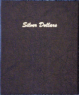 Dansco Album #7177 - Silver Dollars - Plain