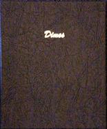 Dansco Album #7127 - Dimes - Plain