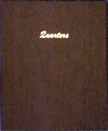 Dansco Album #7137 - Quarters - Plain