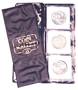 HE Harris Coin Wallet:12 Pockets